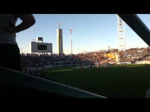 """""""Alvarado 1 - Bella Vista 0"""" Barra: La Brava • Club: Alvarado"""