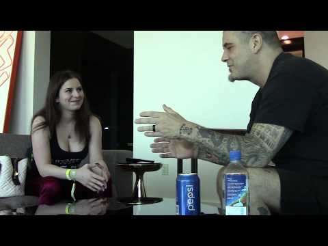 NEW Interview With Philip Anselmo by Jenna Williams [August 2019, Part 1]
