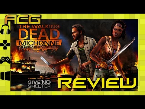 The Walking Dead: Michonne - Episode 2 Review - YouTube video thumbnail