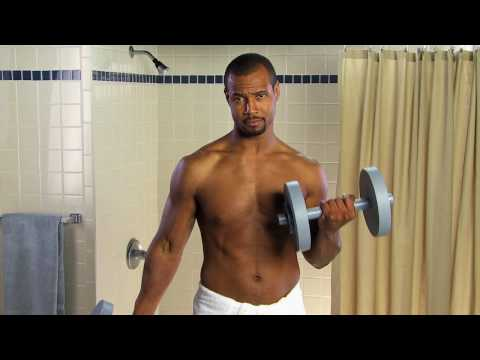 What's Next In Body Washing/Soap Application Technology? Old Spice Answers