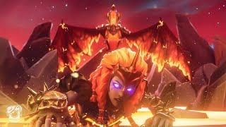 MOTHER OF DRAGONS: THE LAVA LEGENDS *NEW SEASON 8* (A Fortnite Short Film)