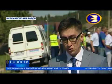 На участке автодороги Красная Горка – Сарва движение для грузовых машин открыли с ограничениями