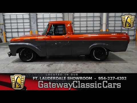 Video of '61 F100 - LD5N