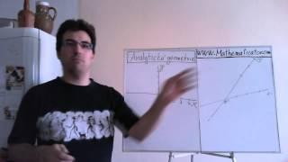 Analytická geometrie - souřadné soustavy a body