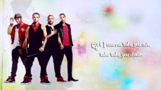 JLS - Take You Down Lyrics Video