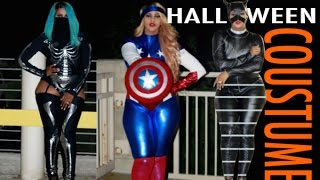 HALLOWEEN COSTUMES 2016 | COSTUMES FOR WOMEN | FASHION NOVA TRY ON | CHINACANDYCOUTURE