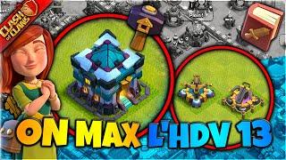 ON MAX l'HDV 13 ! Épisode 4 ( Clash of Clans FR )