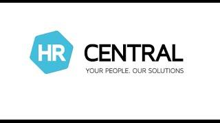 Vidéo de HR Central