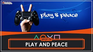 PlayStation 4 - play & peace - Launch Advert Japan (2014)