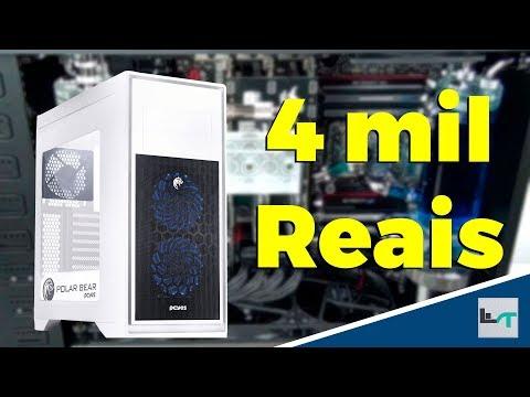 PC Gamer que eu montaria com 4 mil reais