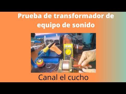 Transformador de sonido