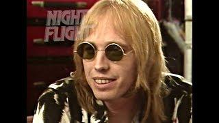 Tom Petty Night Flight Interview (1985)