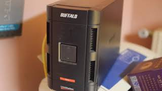 Fixing Buffalo Linkstation unstable constant blinking network LED