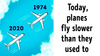 Modern Planes Vs. Old Planes