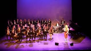 Big Band Idol 2018 - The Way You Looked Tonight - Jackie Nash