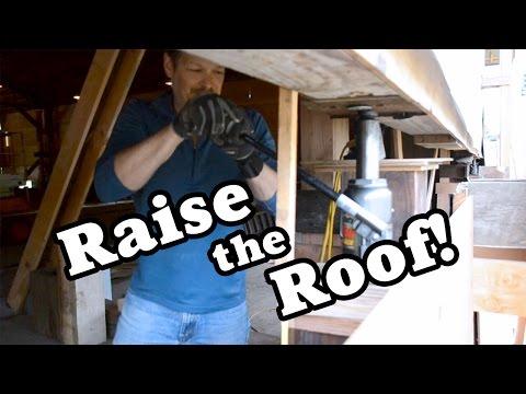 Roof Raising Extravaganza