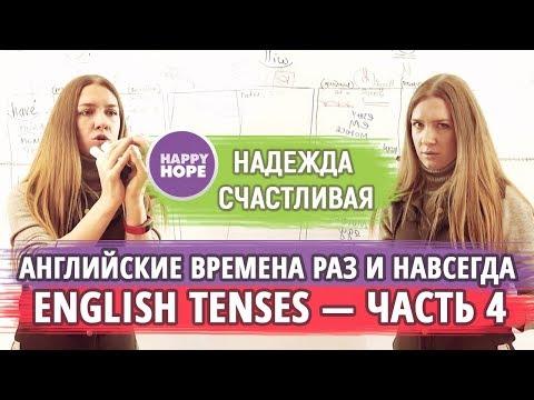 4. ВСЕ АНГЛИЙСКИЕ ВРЕМЕНА
