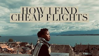 How to find cheap flights last minute| Google Flights