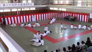 合気道演武会(2)
