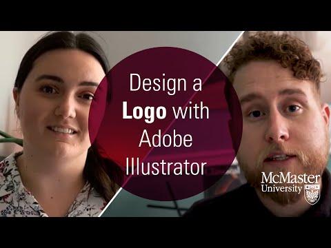 Watch Digital Skills Series: Logo Design in Adobe Illustrator on Youtube.