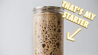 The Ultimate Sourdough Starter Guide