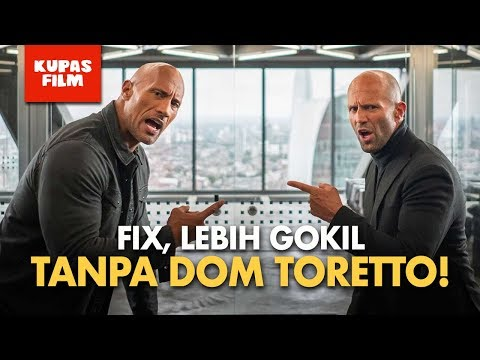 Review film   fast  amp  furious presents  hobbs  amp  shaw  2019
