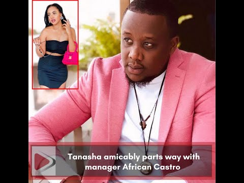 Tanasha parts way with manager