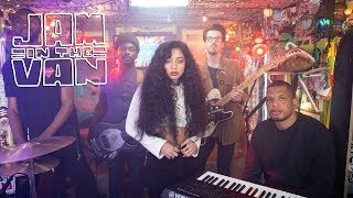 "KIANA LEDÈ - ""Fairplay"" (Live at JITVHQ in Los Angeles, CA 2018) #JAMINTHEVAN"