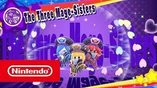Kirby Star Allies - Three Mage-Sisters DLC (Nintendo Switch)