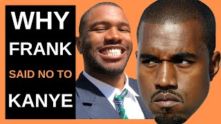 Why Frank Ocean Didn't Want Kanye West On Channel Orange