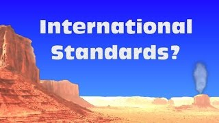 What Are International Standards? (15sec)