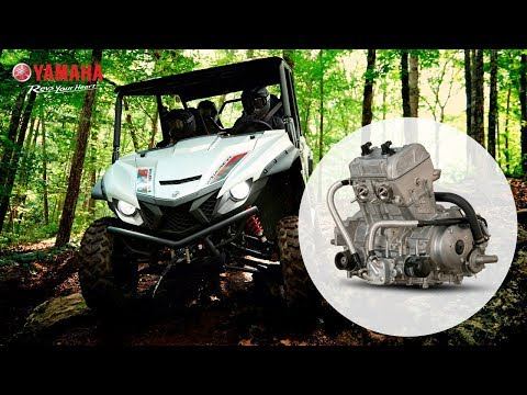 2020 Yamaha Wolverine X4 in Geneva, Ohio - Video 5