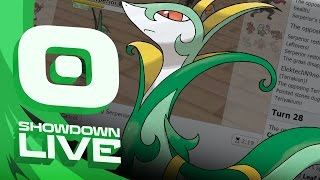 SUB SEED SERPERIOR Mega Metagross Suspect #4 - Pokemon Sun& Moon OU Showdown Live w/PokeaimMD by PokeaimMD