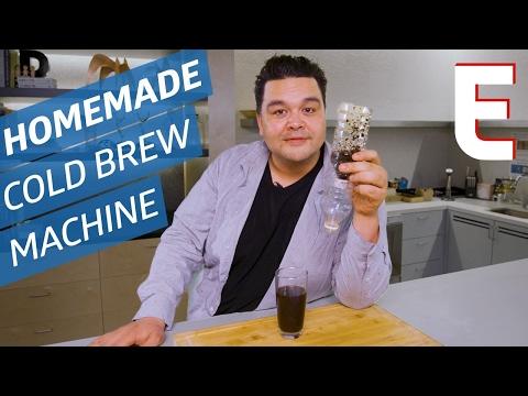 Jak si udělat cold brew v kanclu