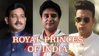 10 INDIAN ROYAL PRINCES