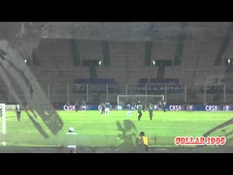 """""""LA HINCHADA EN EL GOL DE CHICAGO"""" Barra: Los Piratas Celestes de Alberdi • Club: Belgrano"""