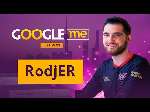 Google me: RodjER [ENG Sub] @ The International 2019