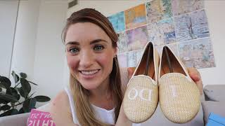 Unboxing Jack Rogers Sandals With The Highrise Hostess
