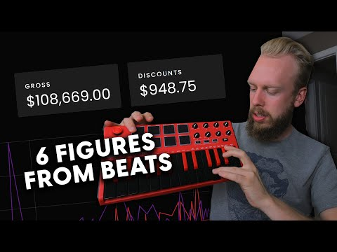 How To Sell Beats Online in 2021 (6 Figures Selling Beats)