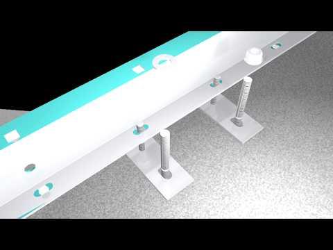 Prvi put u svijetu - YUbel inžinjering primjenio Myrtha tehnologiju na bazenu olimpijskih dimenzija na Tašmajdanu (FOTO,VIDEO)