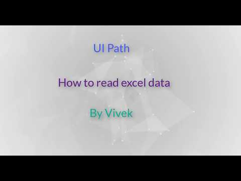 UiPath Tutorial - How to handle DataTable | Select/Filter