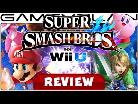 Super Smash Bros. Wii U - Video Review - YouTube video thumbnail