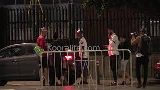 لاعبو الوداد يغادرون مركب محمد الخامس بعد تعادل بطعم الهزيمة أمام نهضة الزمامرة
