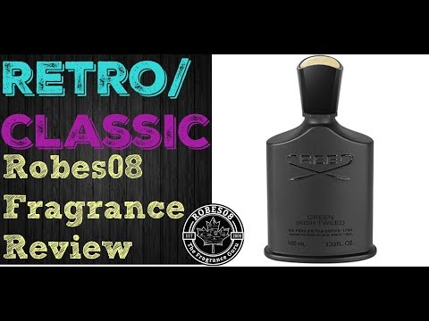 Green Irish Tweed by Creed Fragrance Review (1985) | Retro Series