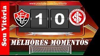 Melhores Momentos e Pênaltis: Vitória 1 x 0 Internacional pela Copa do Brasil 2018