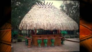 BEST Miramar FL Tiki Hut Builder (954) 282-9242 Outdoor |Designs |Chickee |Thatching |Backyard Bars