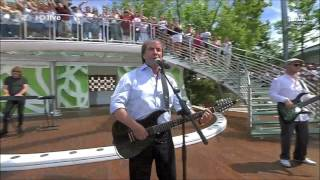 Chris de Burgh - Missing You - ZDF Fernsehgarten 10.07.2016