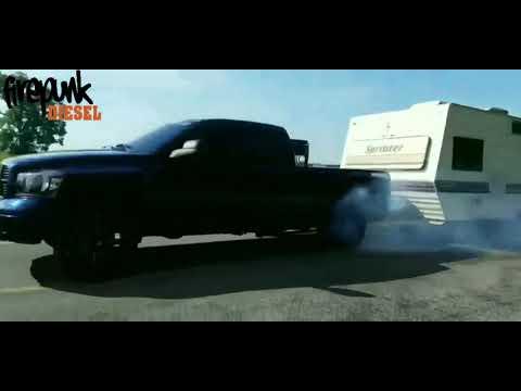 CUMMINS MONSTER UPDATE - Edge Drag Comp - Firepunk Transmission