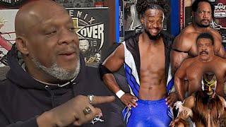 "Tony Atlas Shoots on Kofi Kingston's WrestleMania Push, 'Racist Vince McMahon"" For No WWE Champions"