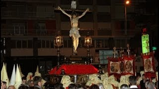 preview picture of video 'Procesión Jueves Santo Huesca 2014'